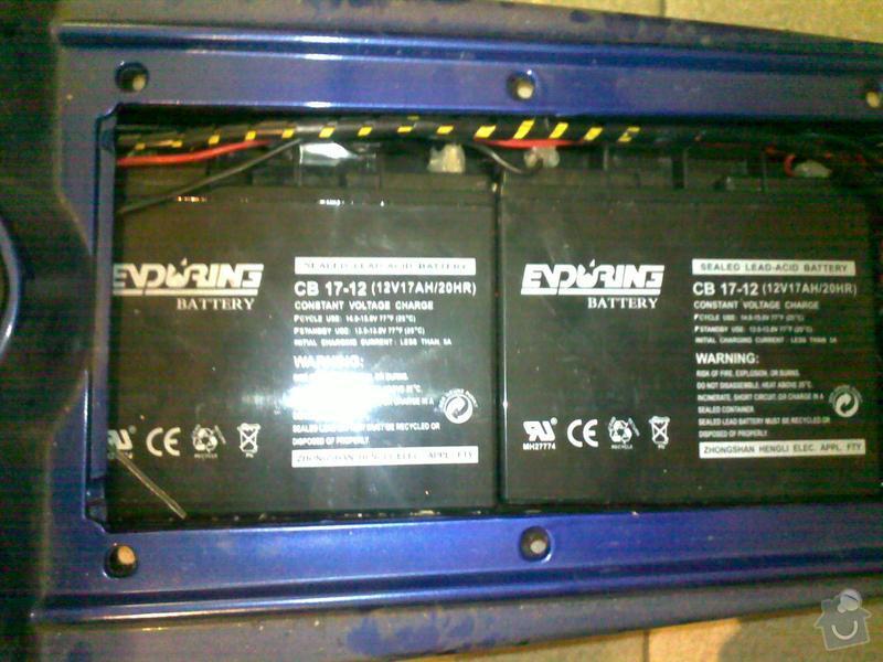 Opravu elektrokoloběžky: 10012012491