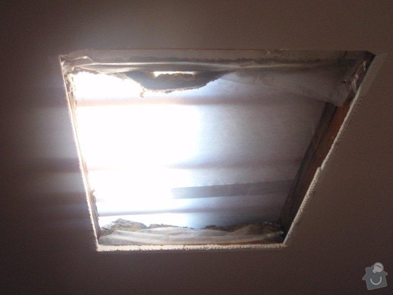 Začištění nových střešních oken: okna_003