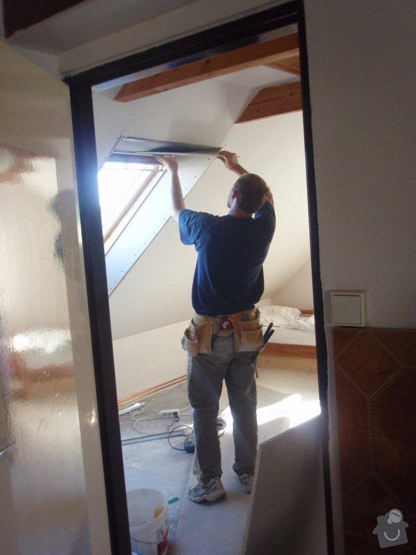 Začištění nových střešních oken: okna_009