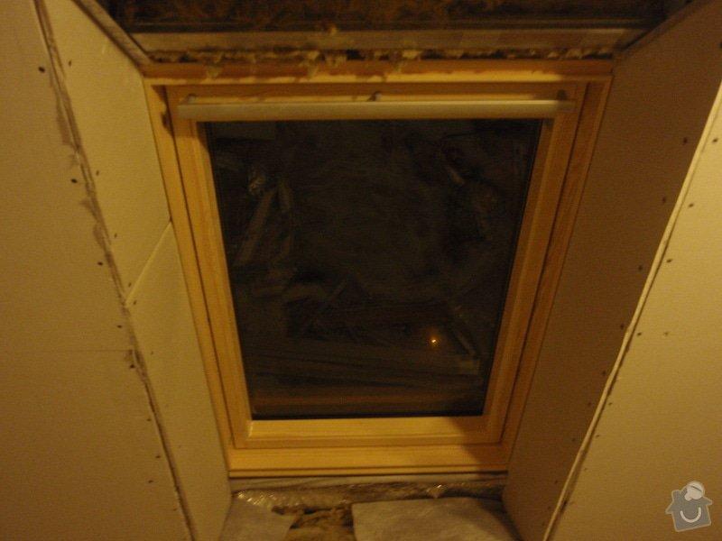 Začištění nových střešních oken: okna_006