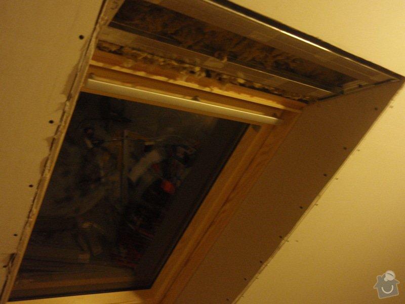 Začištění nových střešních oken: okna_007