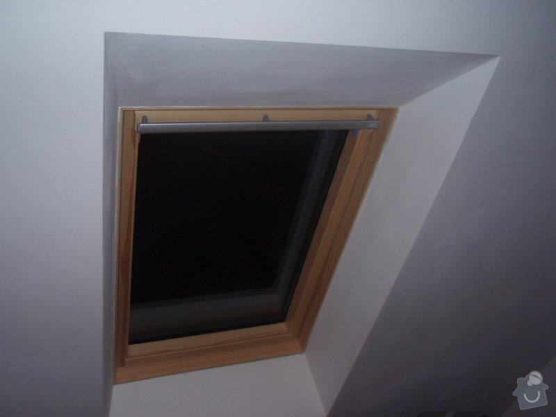 Začištění nových střešních oken: strecha_004