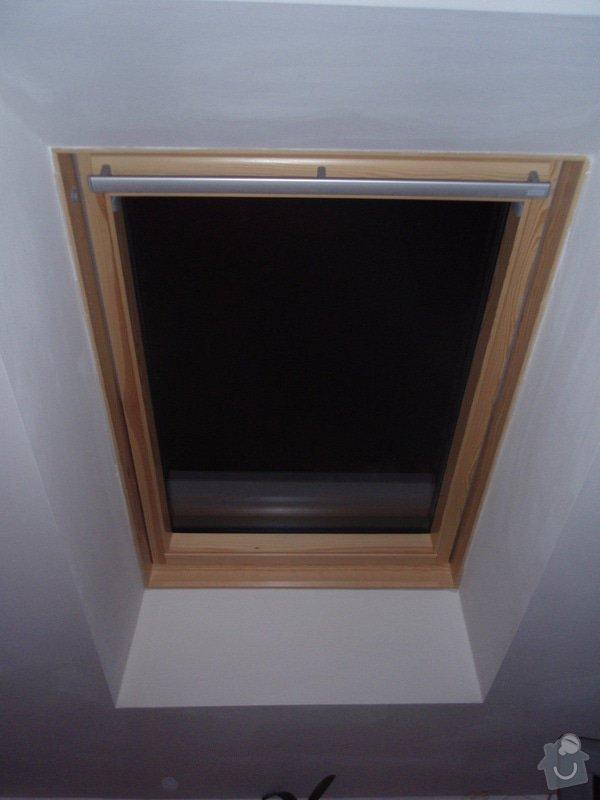 Začištění nových střešních oken: strecha_005