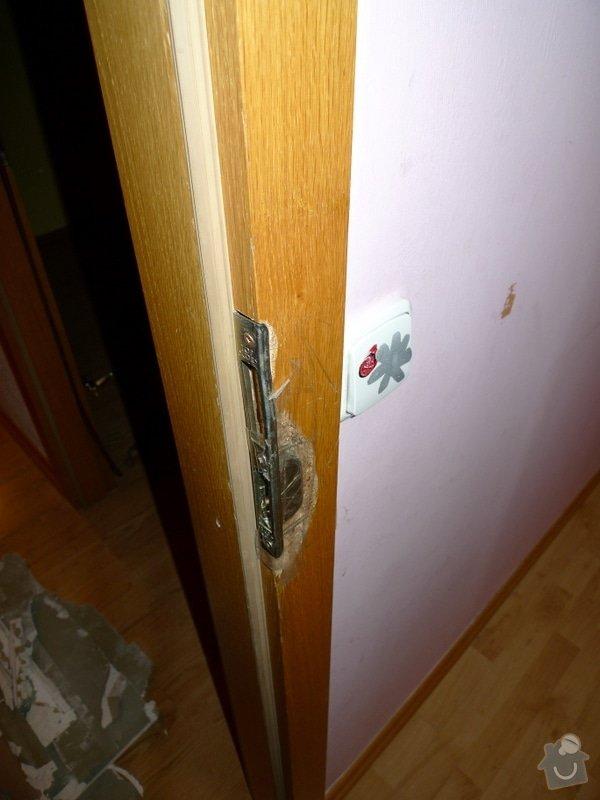 Renovace dveří a zárubní Sapeli: P1000616