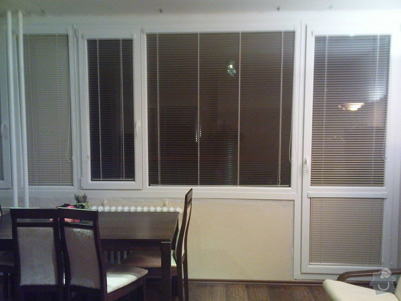 Výměna oken v bytě: DSC00397