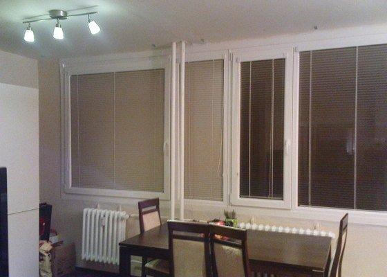Výměna oken v bytě