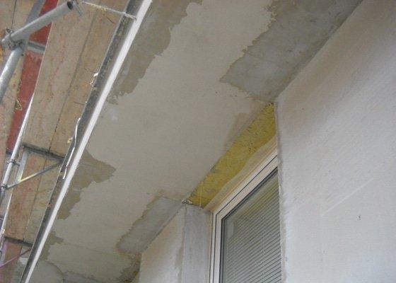 Oprava fasády Poliklinika Jirkov