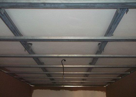 Odhlučněný strop = lepší spánek