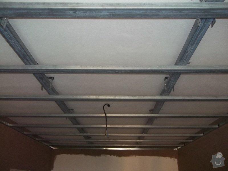 Odhlučněný strop = lepší spánek: 104_1132