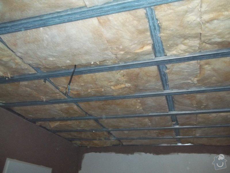 Odhlučněný strop = lepší spánek: 104_1134