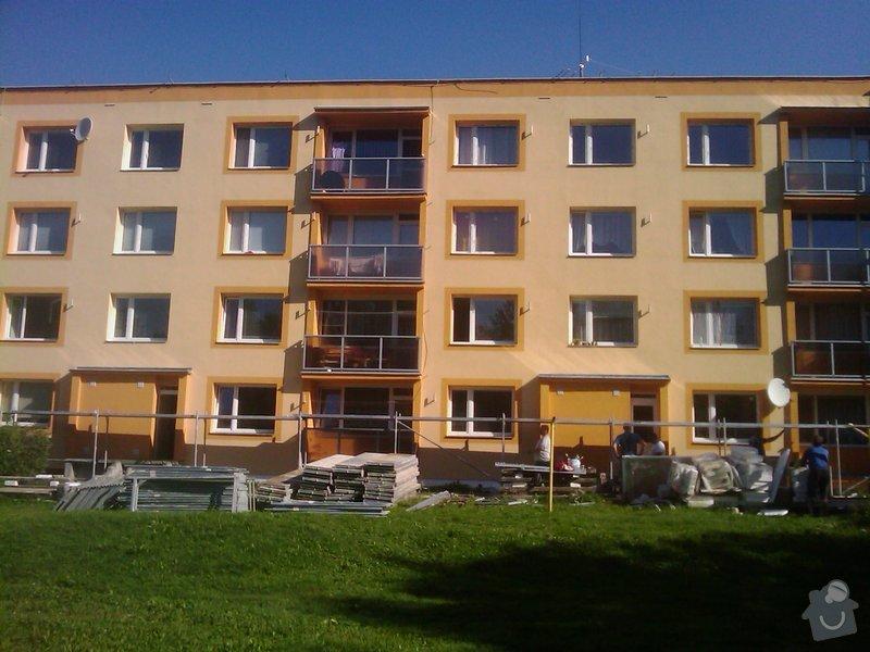 Fasáda na panelovém domě Hrádek nad Nisou: IMAG0139
