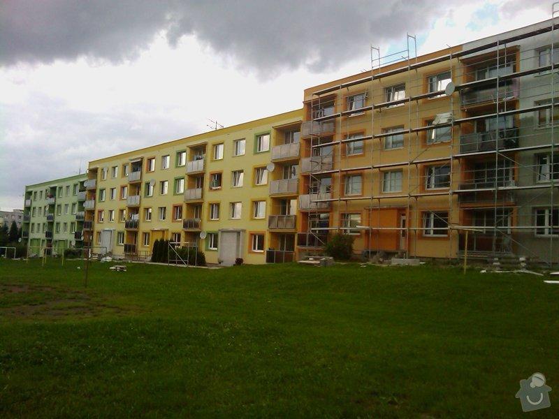 Fasáda na panelovém domě Hrádek nad Nisou: IMAG0131