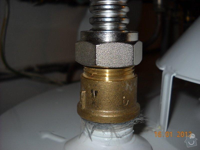 Výměna starého plynového zásobníku: DSCN0463