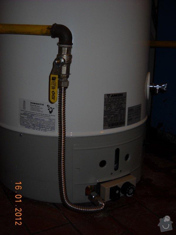 Výměna starého plynového zásobníku: DSCN0464