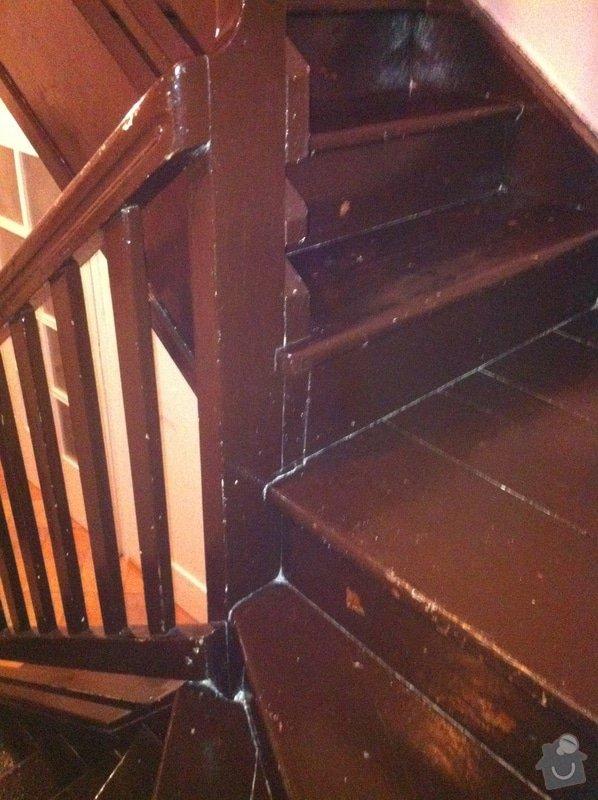 Renovace schodů a zábradlí: obrazek2a