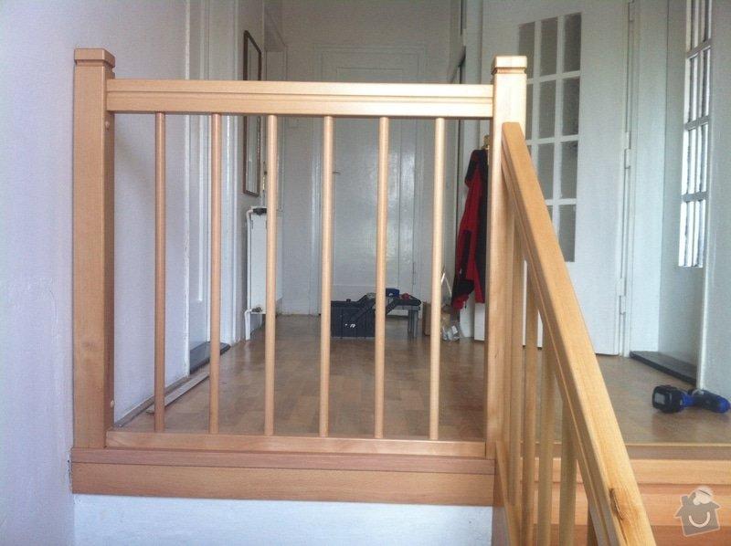 Renovace schodů a zábradlí: obrazek5
