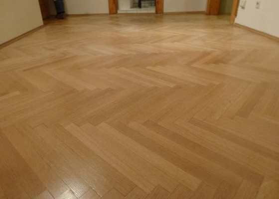 Renovace podlahy (65m2)