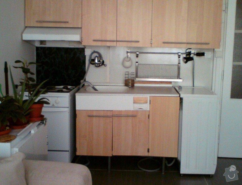 Výměna kuchyňské desky: 023