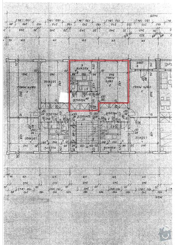 Rekonstrukce bytu 1+1, 35m2: 2359_0001_new