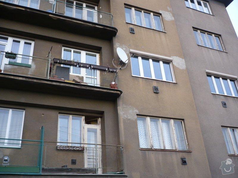 Výměna oken na činžovním domě: P1110946