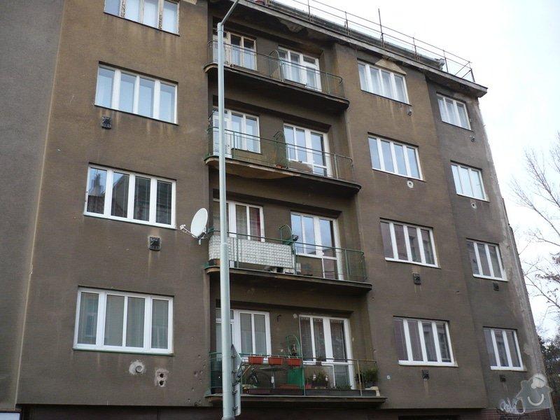 Výměna oken na činžovním domě: P1110947