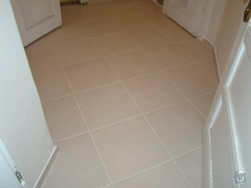 Rekonstrukce podlahy: podlaha1