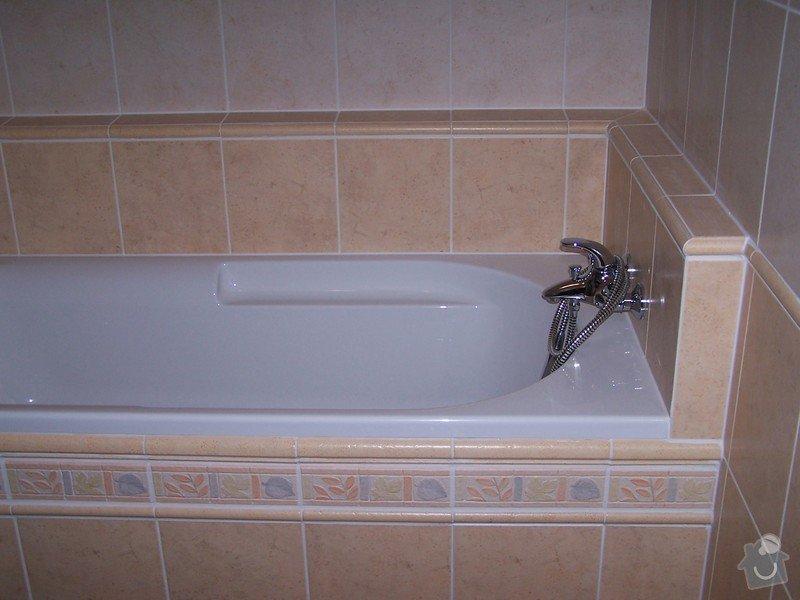 Rekonstrukce koupelny: 361