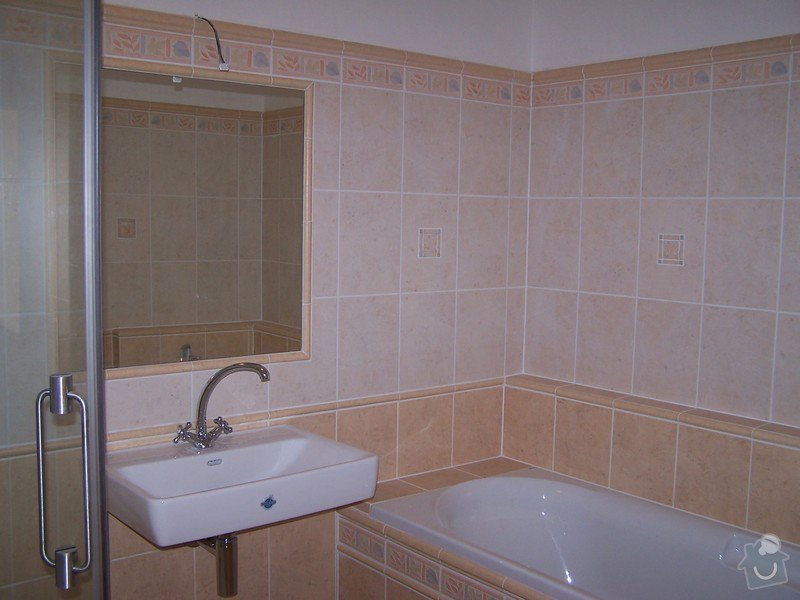 Rekonstrukce koupelny: 366