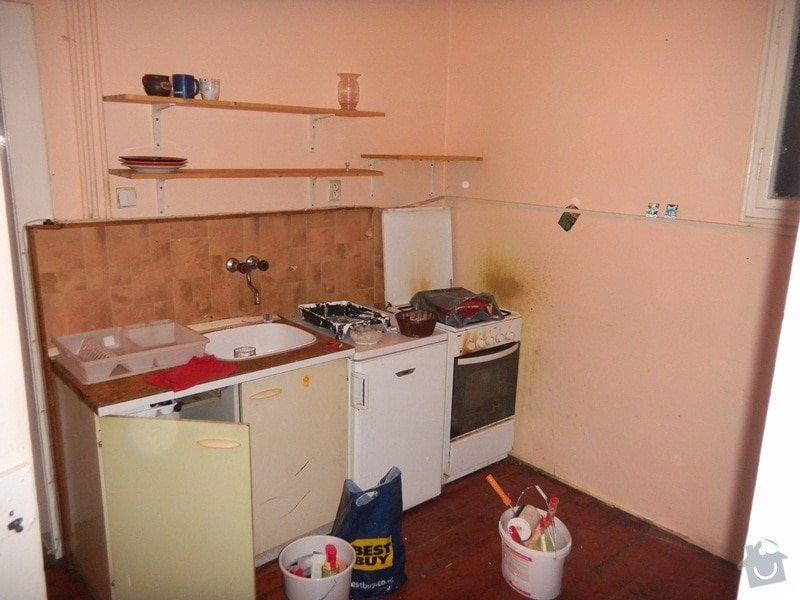 Kuchyňská linka: reko_kuchyne