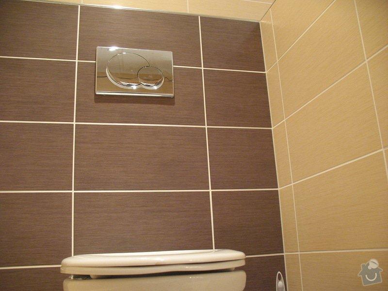 Rekonstrukce koupeleny a WC: IMG_1991