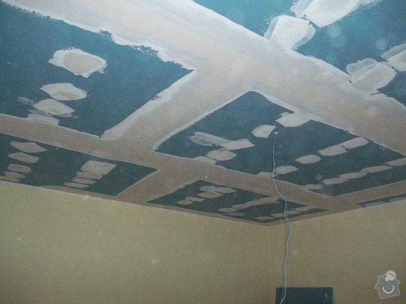 Odhlučnění stropu: 104_1160