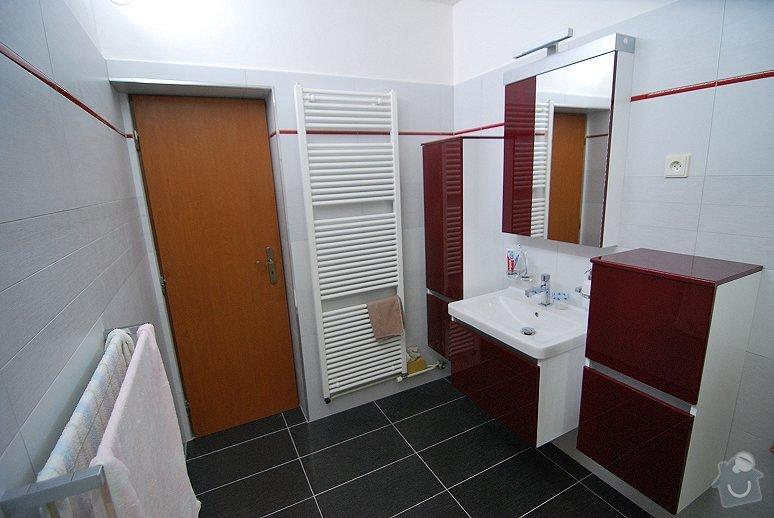 Rekonstrukce koupelny : Dsc_0233