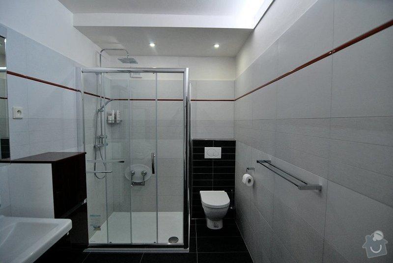 Rekonstrukce koupelny : Dsc_0237