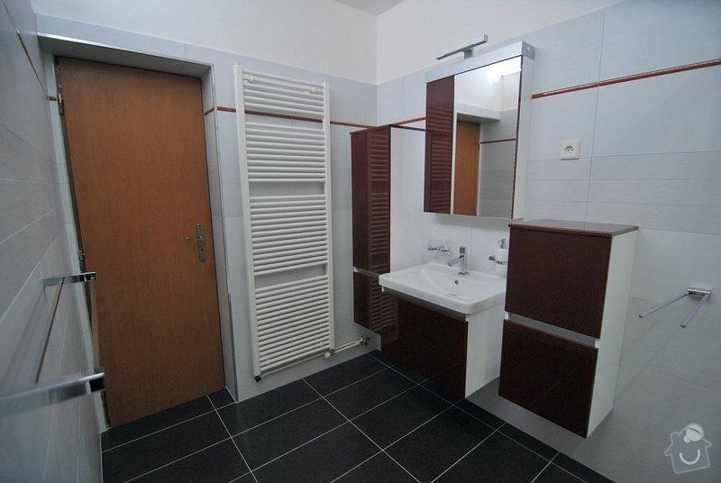 Rekonstrukce koupelny : Dsc_0252