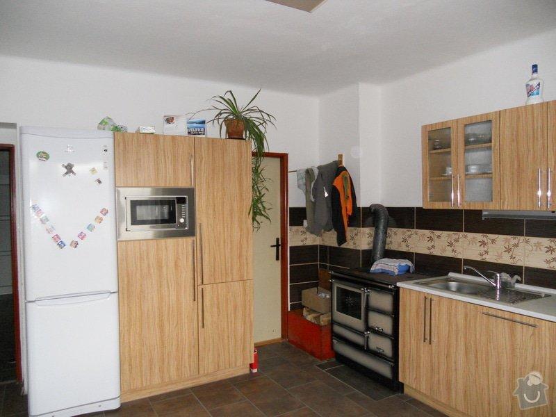 Výroba a montáž kuchynské linky: DSCN0294