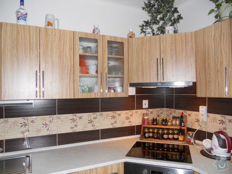 Výroba a montáž kuchynské linky: DSCN0299