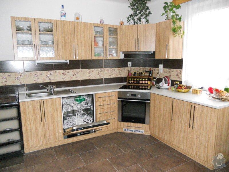 Výroba a montáž kuchynské linky: DSCN0298