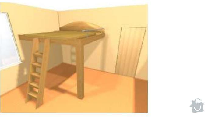 Výroba nábytku: postel_1