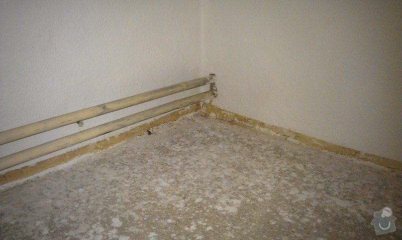 Pokladka plovouci podlahy 5x4m: IMAG0318