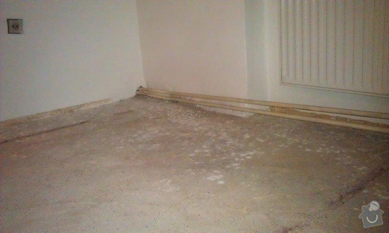 Pokladka plovouci podlahy 5x4m: IMAG0319