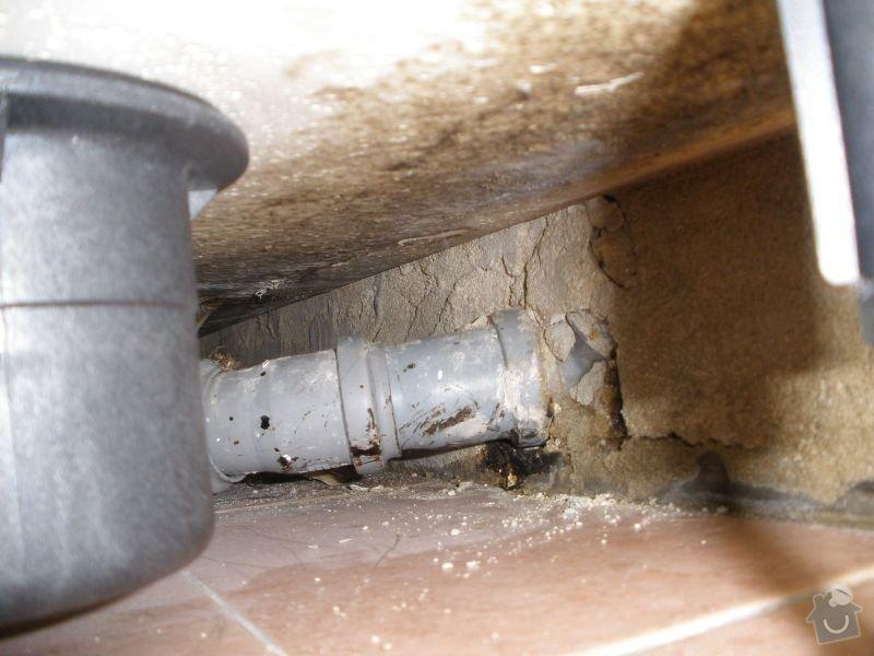 Výměna prasklé vaničky sprchového koutu: Snimek_915