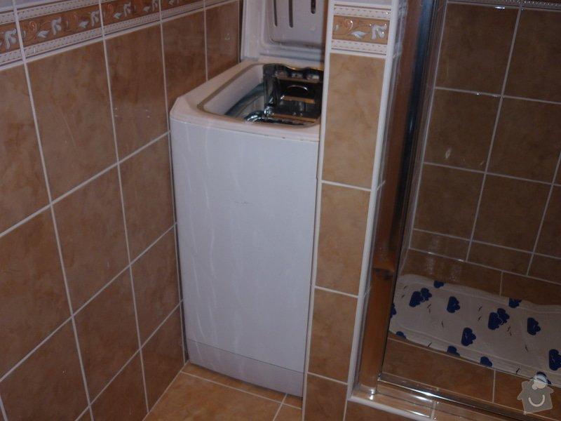 Rekonstrukce koupelny v panelovém domě: P1010222