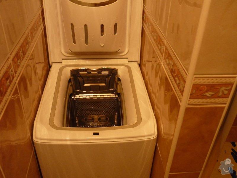 Rekonstrukce koupelny v panelovém domě: P1010228