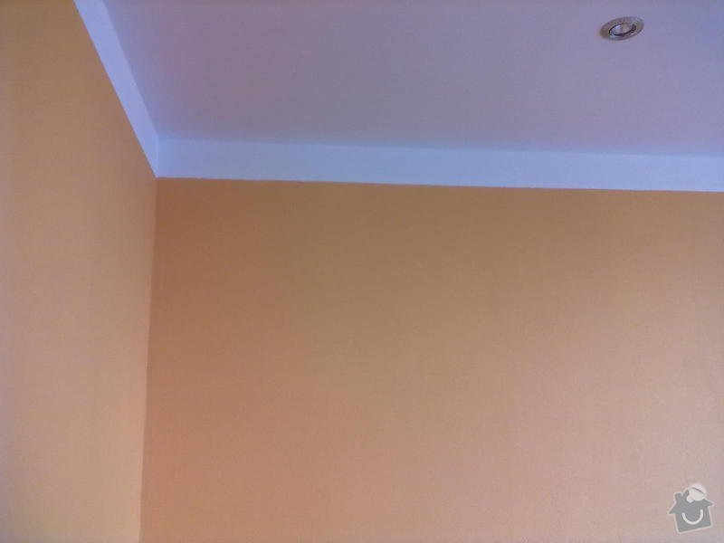 Rekonstrukce dvou pokojů: 08092010025