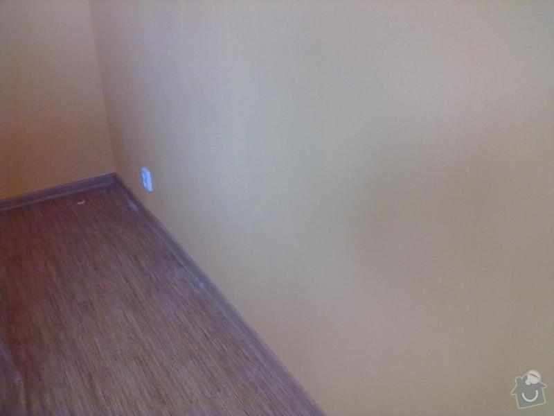 Rekonstrukce dvou pokojů: 08092010027