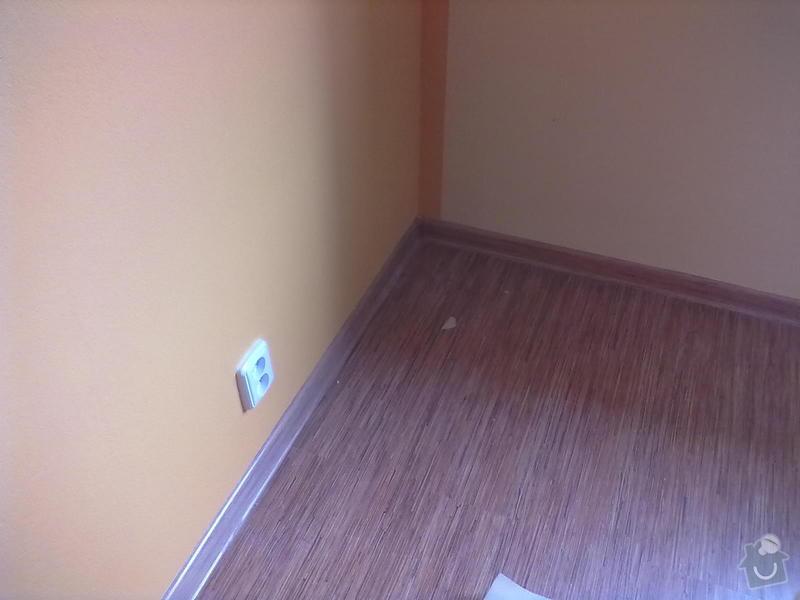 Rekonstrukce dvou pokojů: 08092010028