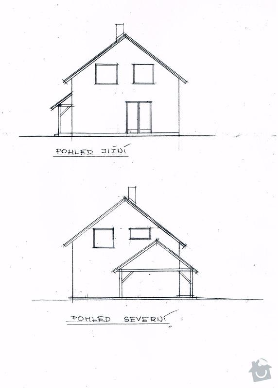 Stavba (dřevostavba) malého domku a zakladova deska: SCAN0107