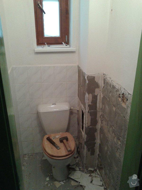 Rekonstrukce WC: Fotografie-0031