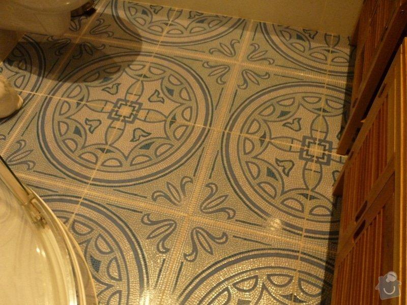 Výstavba nové koupelny v rodinném domě: P1010658