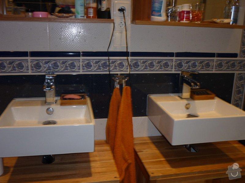 Výstavba nové koupelny v rodinném domě: P1010659